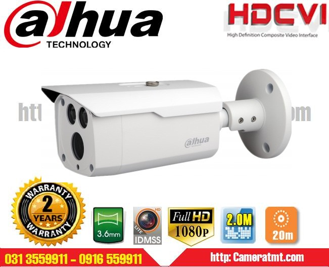 CAMERA DAHUA DH-IPC-HFW4421DP
