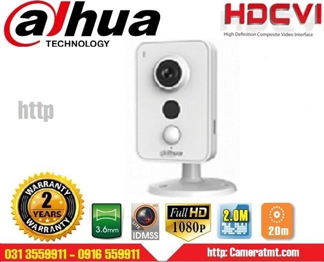 CAMERA DAHUA DH-IPC-K15P